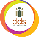DDS Tax & Accounting Logo